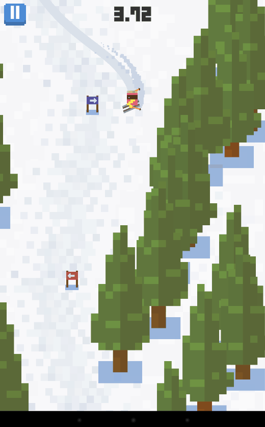Skiing Yeti Mountain (133)