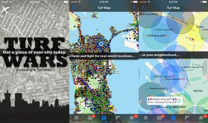 8 location based games for android and ios besides ingress as its mafia based theme requires players to physically travel in order to virtually claim real world territories the google maps powered game gumiabroncs Images
