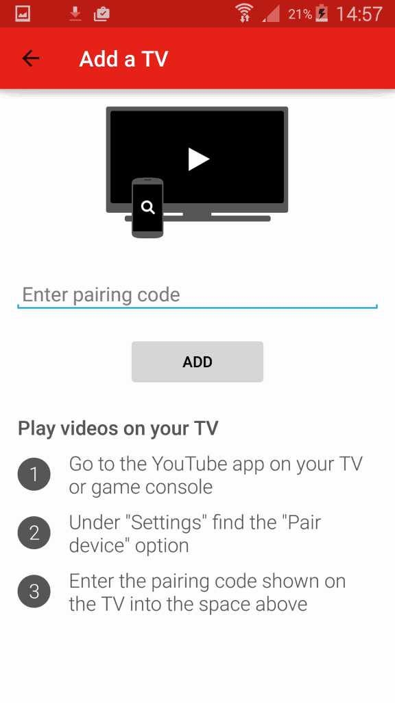 How To: Remotely Control YouTube TV With Your Android Phone
