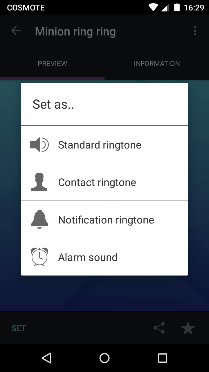 how to add custom ringtones in android. Black Bedroom Furniture Sets. Home Design Ideas