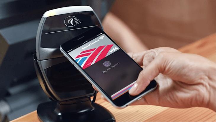 Apple Pay - Lockscreen shortcut