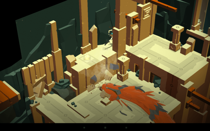 Lara Croft GO jars and relics (10)