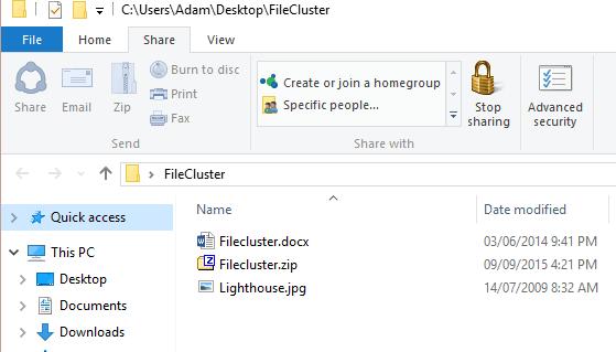 how to use near share windows 10