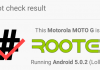 Unrooted Android