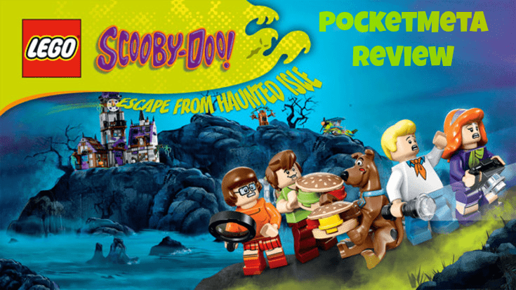 Review] LEGO® Scooby-Doo Haunted Isle - Let the Spooks Season Begin