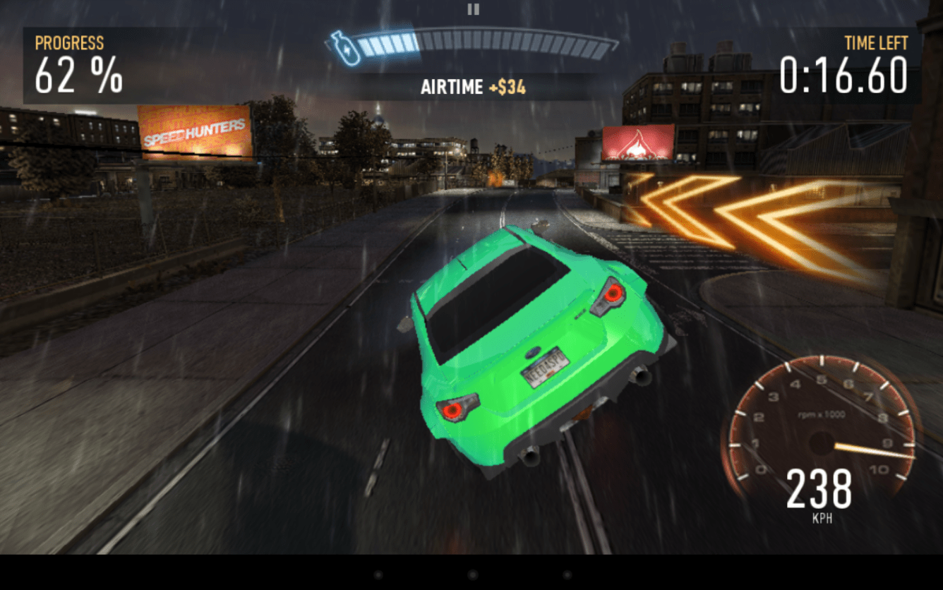 Review Need For Speed No Limits Is A Simplistic Racer