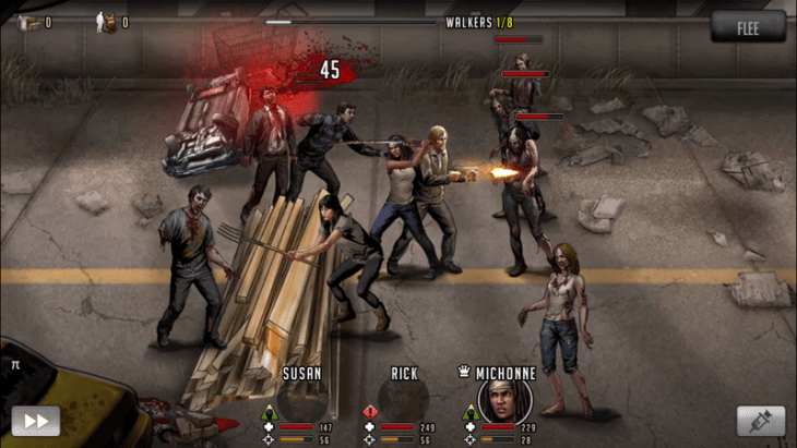 TWD Road to Survival