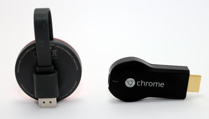 Chromecast 1st + 2st Gen