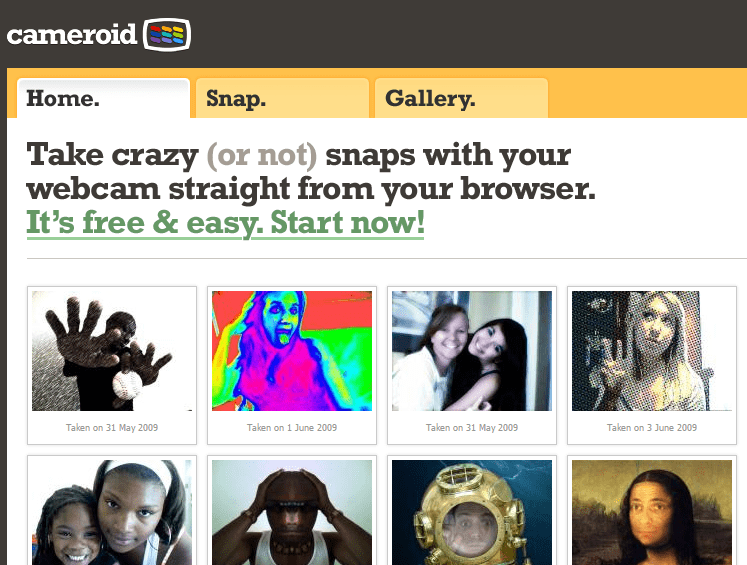 Take Webcam Photos 67