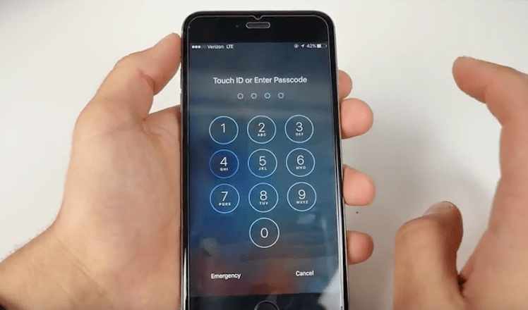 how to make your iphone screen work