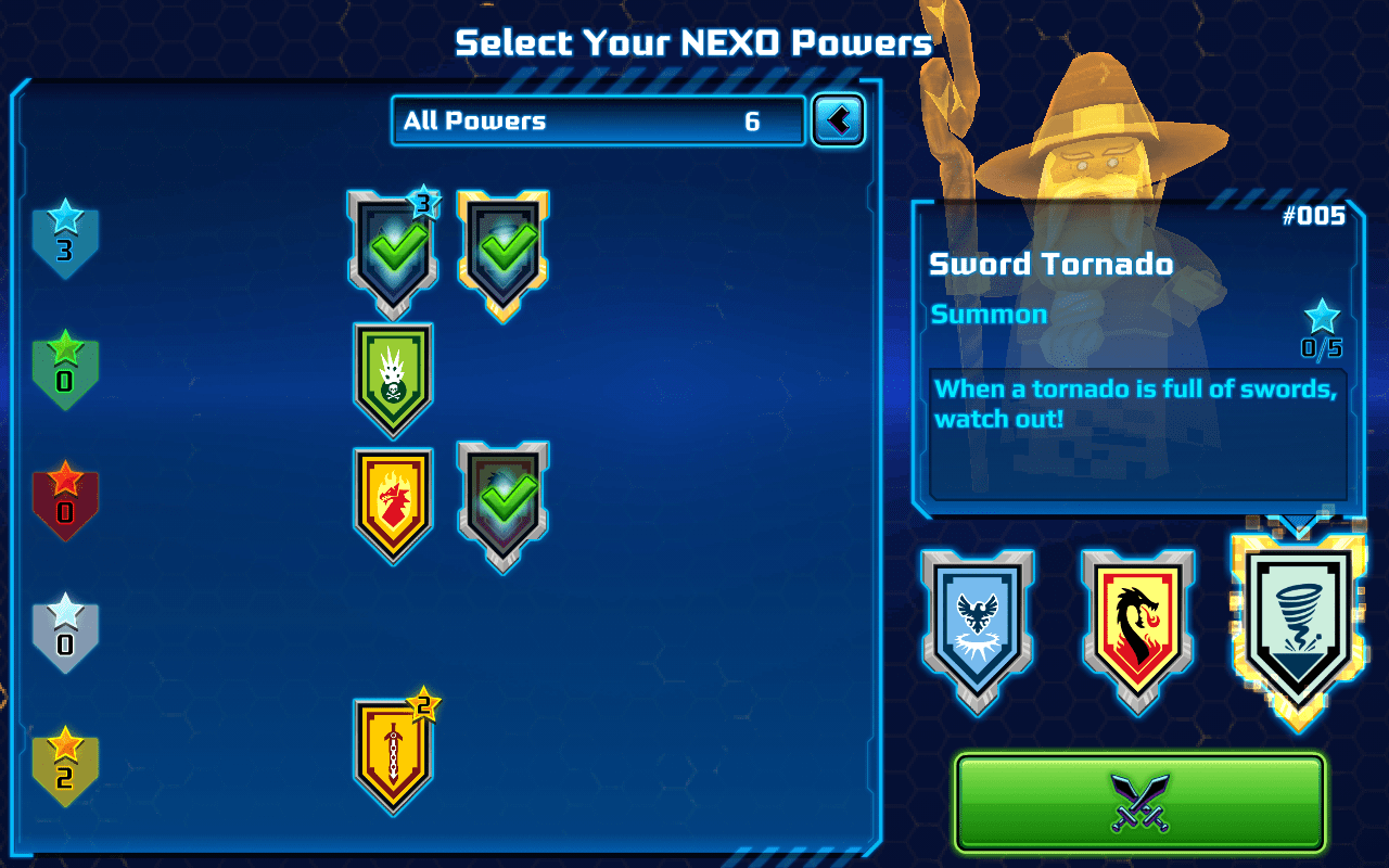Nexo Knights 12