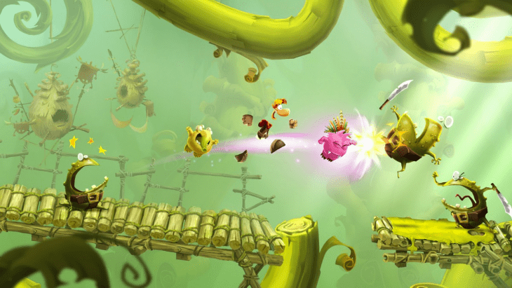Rayman Adventures (2)
