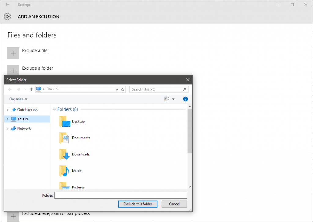 How To: Enable adware protection in Windows Defender