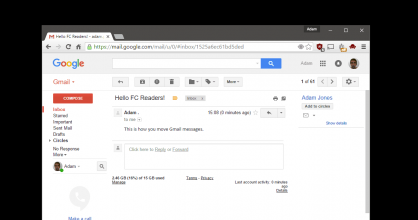 Gmail Messages
