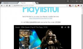 Playlistful Video