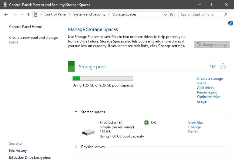 how to add storage drives to windows 10