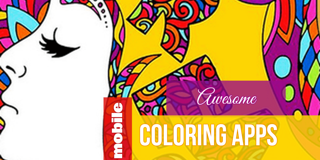 10 Awesome Coloring Apps for Adults - Unleash The Artist In You