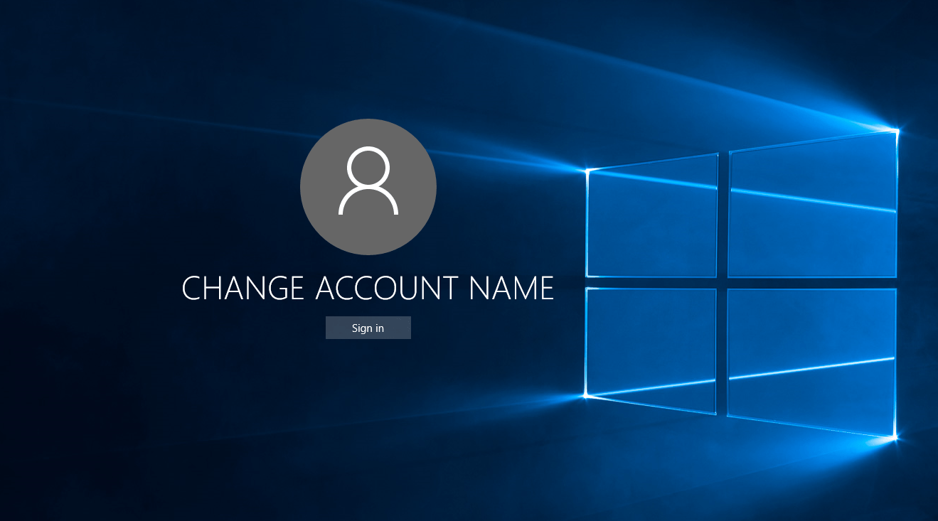 windows 10 how to make a local account