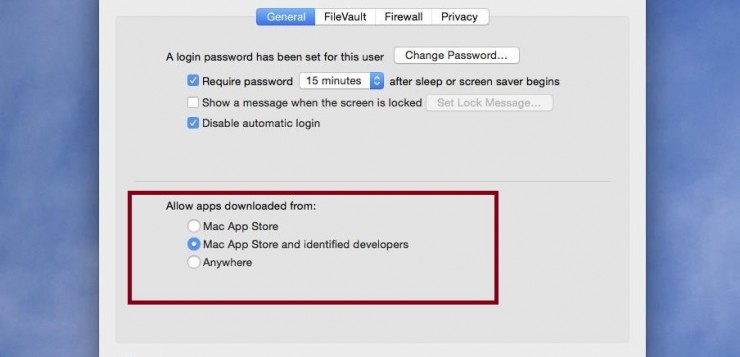 how to open an app from unidentified developer