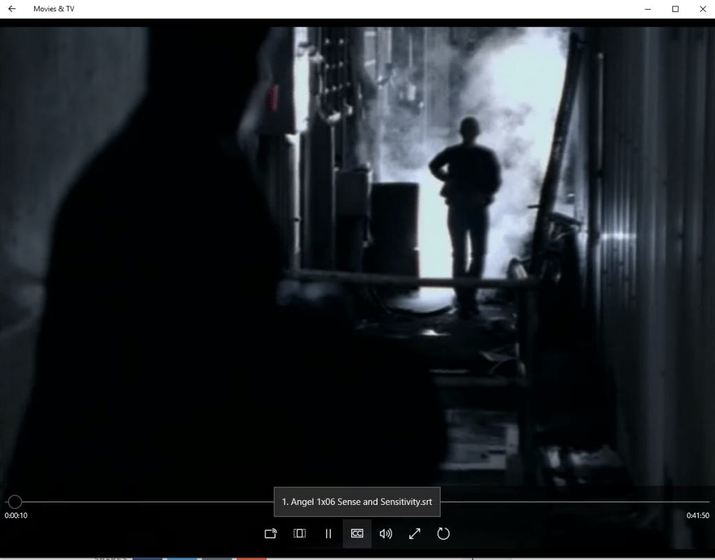 How to add subtitles to the movies tv app movies tv cc ccuart Images