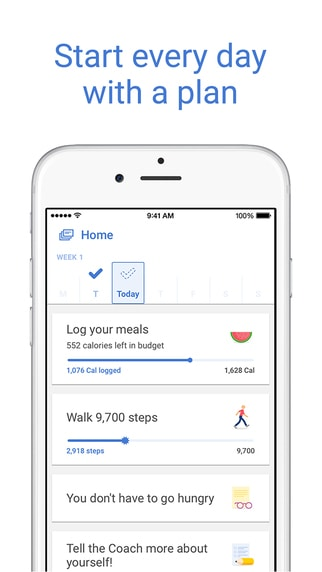 Top 10 mobile apps for weight loss