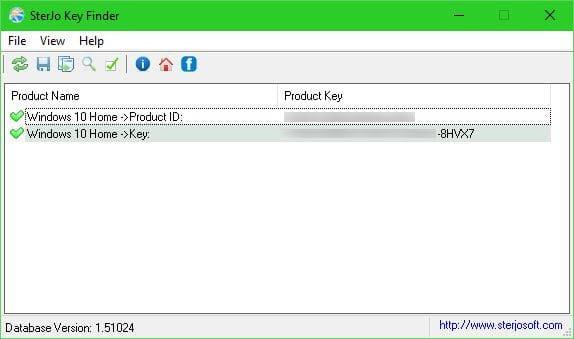 SterJo Key Finder