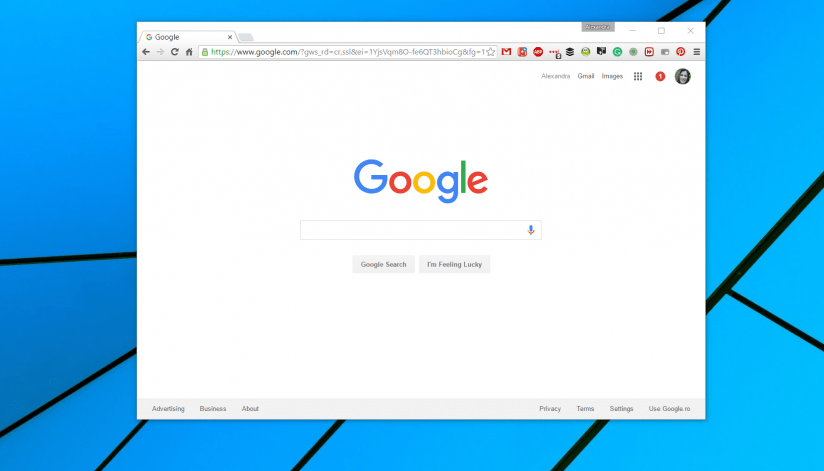 how to change google background on chrome