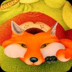 Fox Cartoon Art Live Wallpaper 1