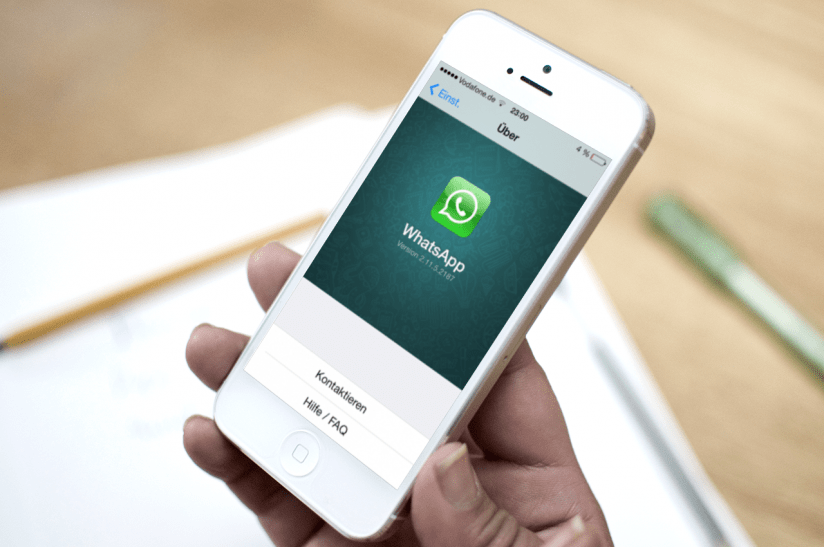 Customize notification sounds for WhatsApp groups and contacts on iOS