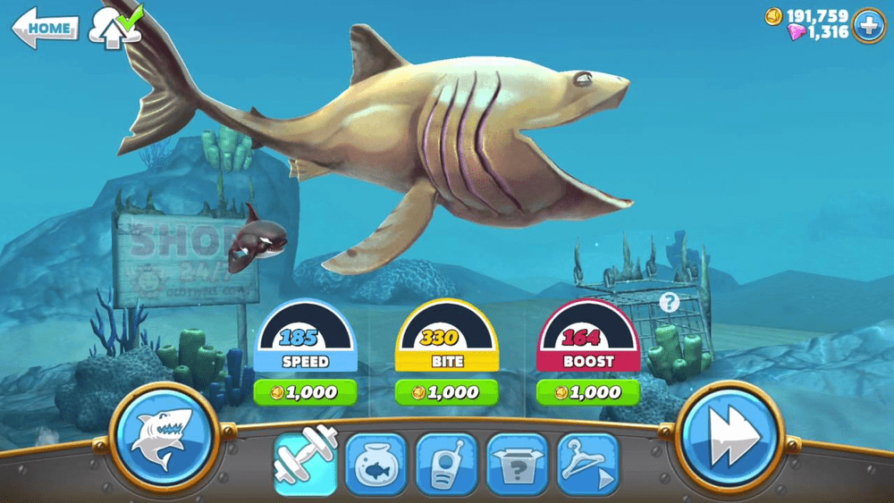 shark you tude