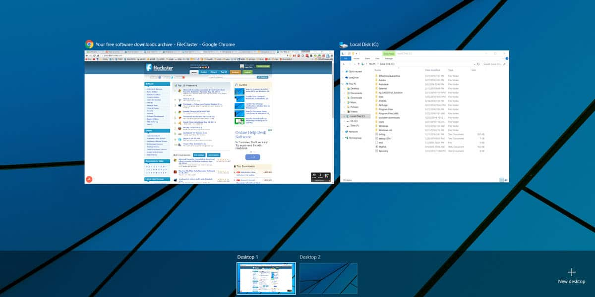 how to close all apps on windows 10