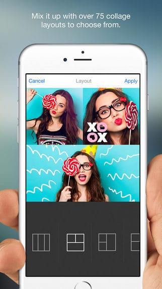 iPhone apps to add text over photos