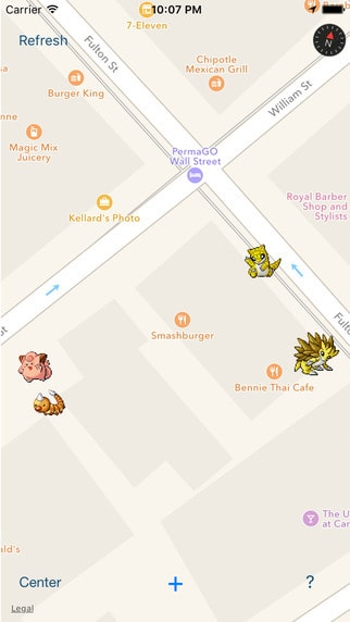 PokeFinder for iOS