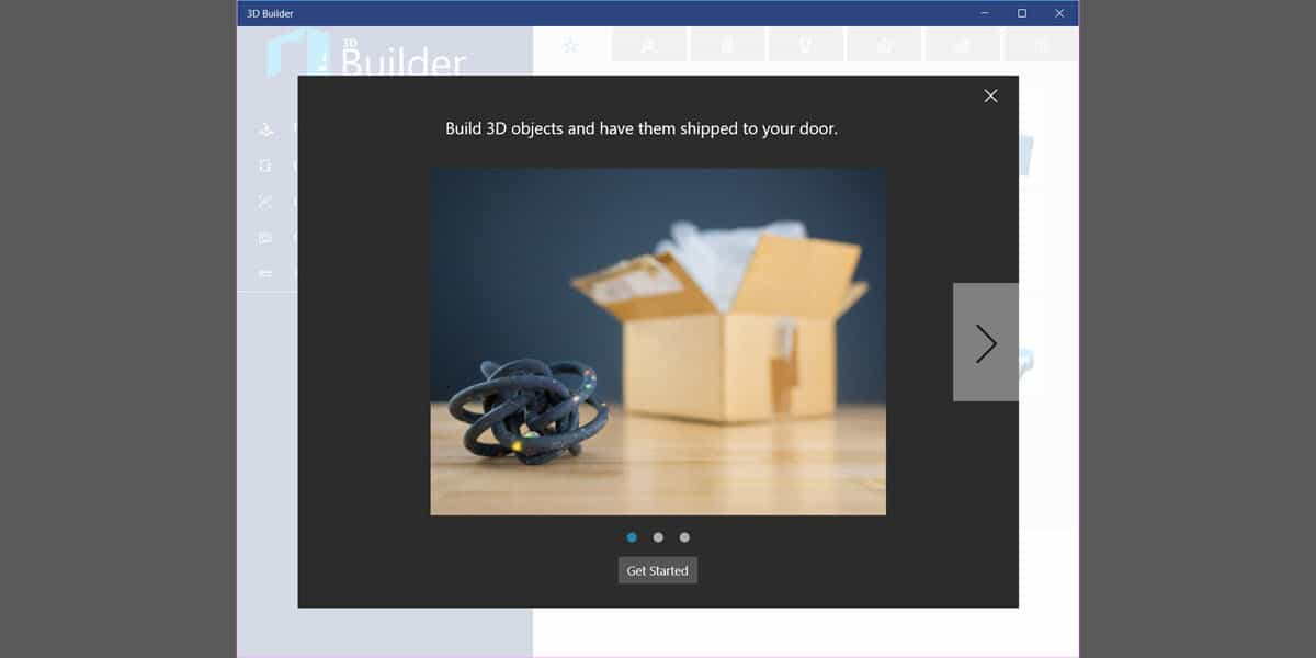 Tip Remove 3D Print With 3D Builder Option From Windows 10 Cont
