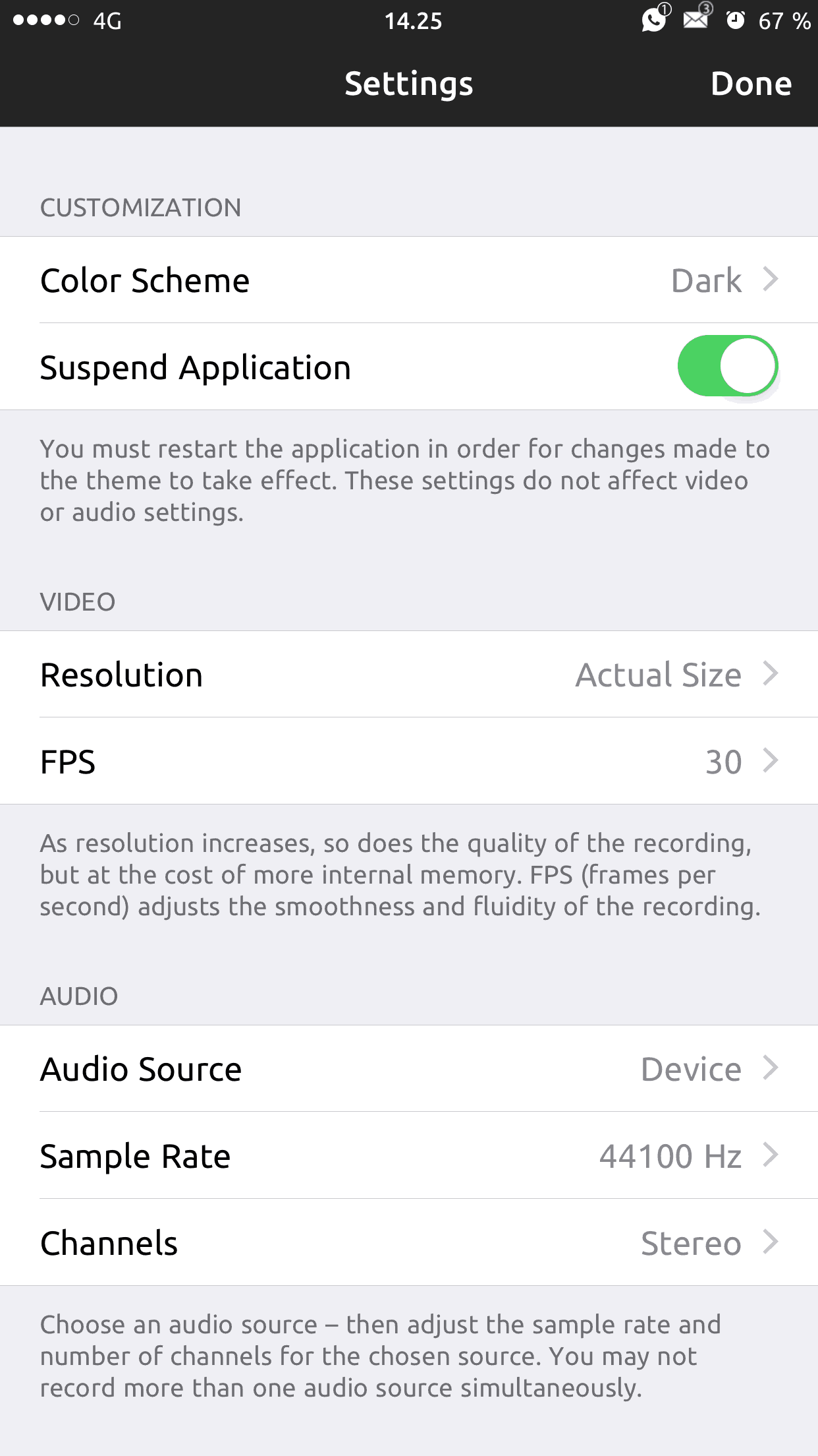 Record iPhone or iPad screen without a computer
