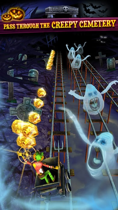 Android games like Subway Surfers