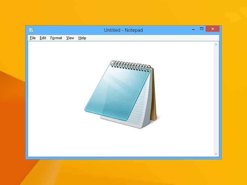 How to Draw With Text in Notepad