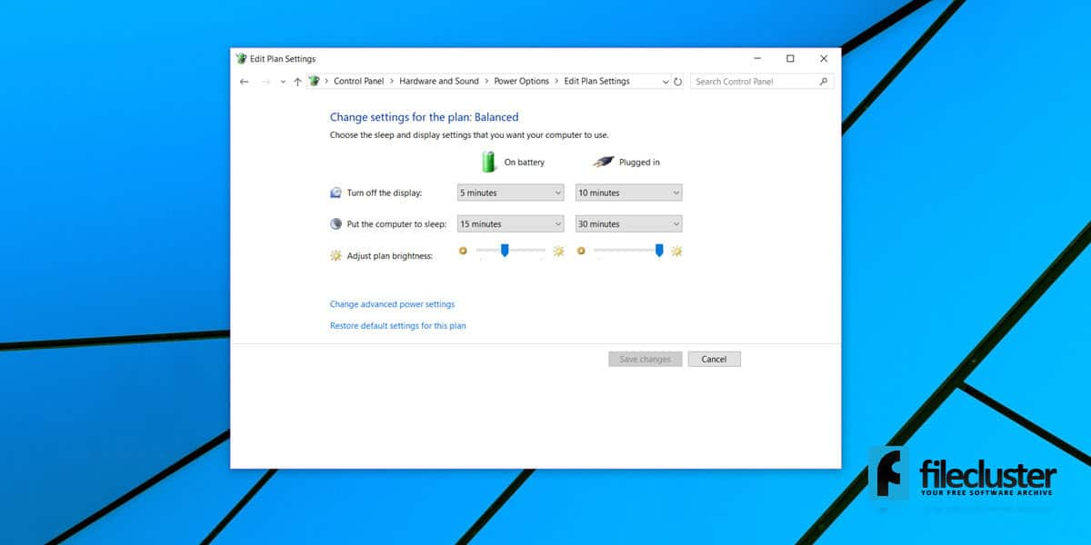 how to change windows 10 to basic level