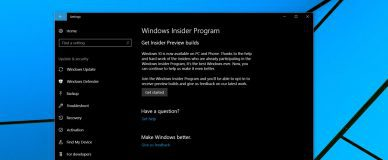 How to join the Windows Insider Program on PC