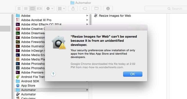 how to install third-party apps on Mac OS X