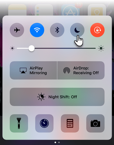 """Allow specific contacts to bypass """"Do Not Disturb"""" in iOS"""
