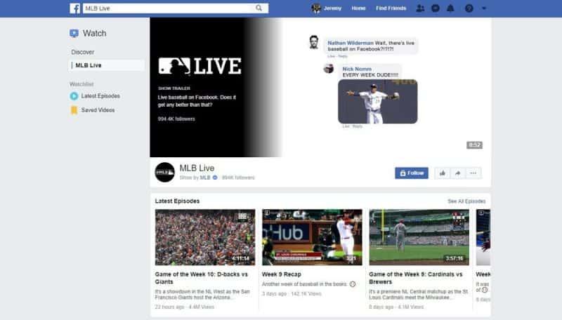 best free sports streaming websites
