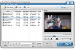 Eviosoft iPod Video Converter Screenshot