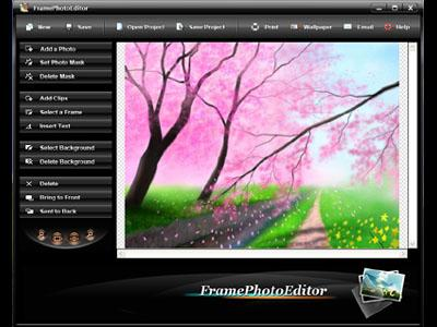 Download photoed.zip free - Frame Photo Editor