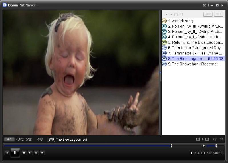 Download PotPlayerSetup exe free - PotPlayer