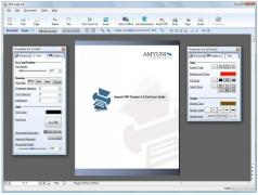 Amyuni PDF Suite Desktop Edition Screenshot