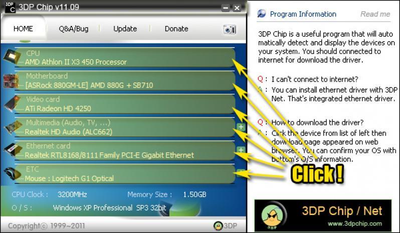 3DP Chip Screenshots - BytesIn