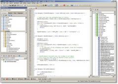 CodeLite Screenshot