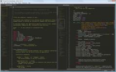 Portable Sublime Text Screenshot