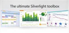 Silverlight Elements Screenshot